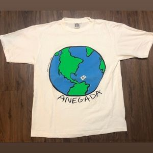 🌍 '88 World agenda shirt